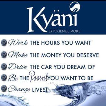 Kyani amazing business oppourtunity