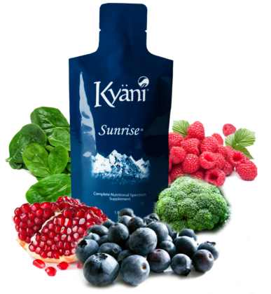 Kyani Sunrise Healthy superfoods