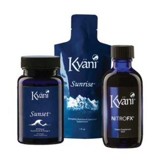 kyani triangle of health pack packets