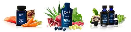 The full supplement range of kyani