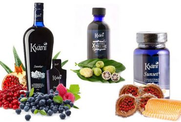 Kyani supplement range