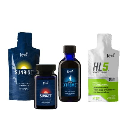 Kyani nitro xtreme triangle of health pack plus hl5