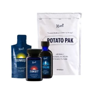 Kyani nitro xtreme triangle of health pack with potato pak